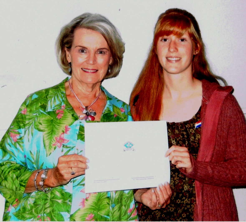 Fairfield Harbour Garden Club Scholarship