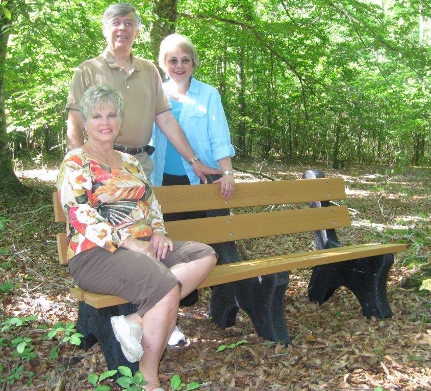 Fairfield Harbour Garden Club Garden Projects